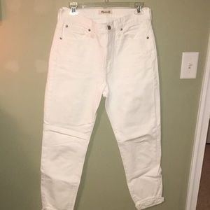 The Perfect Summer Jean - White